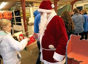 Julehygge i kredshuset