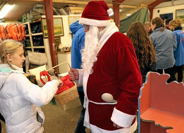 Den 25. november er der julestue hos FDF i Vester Hassing. Foto: Allan Mortensen