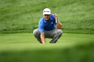 Dansk debutant kommer godt fra start på PGA Touren