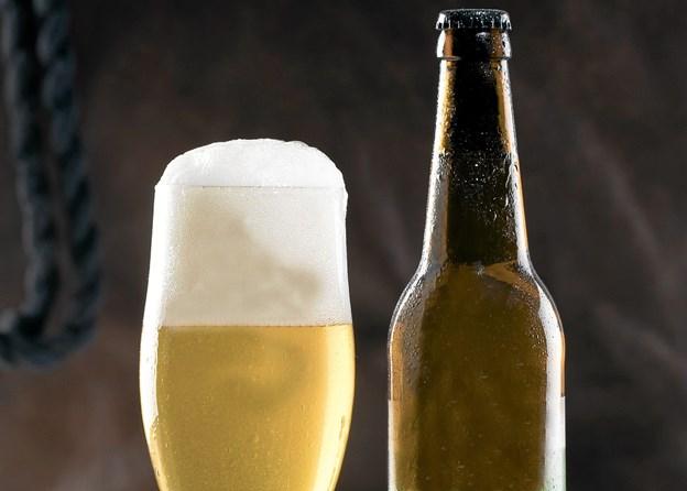 Den 16. november er der ølsmagning i Vester Hassing Hallen. Foto: Allan Mortensen