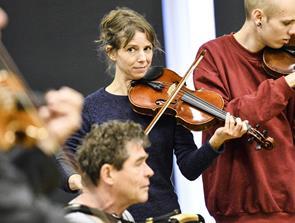 Folkemusikskole - nu snart med eget orkester