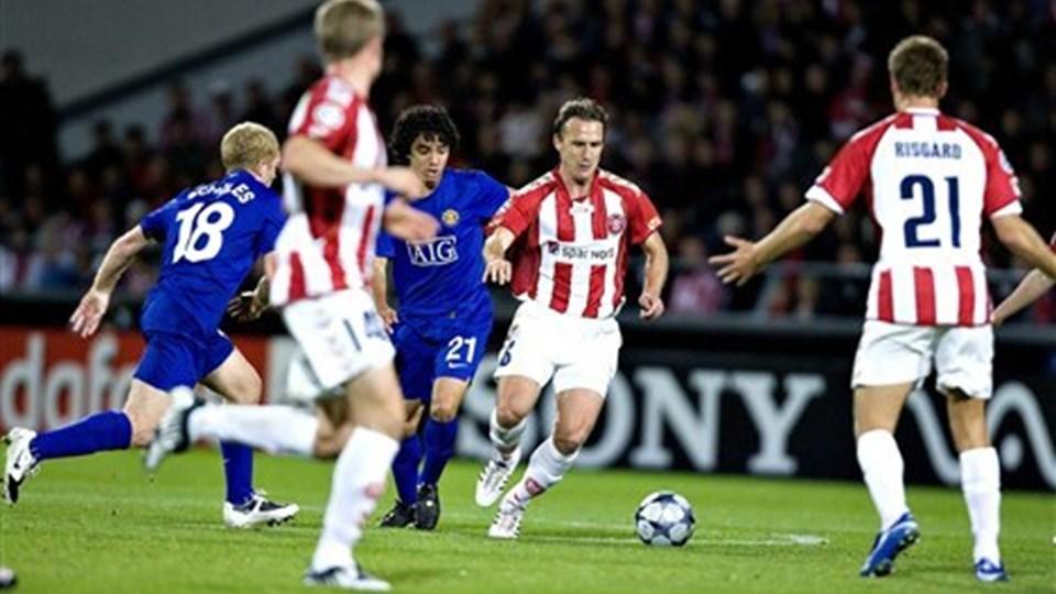 Nu kan tv-seere se endnu flere af Manchester Uniteds og AaB´s kampe. Arkivfoto: Torben Hansen