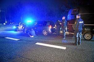 Heftig biljagt: Stjal bil og hestetrailer