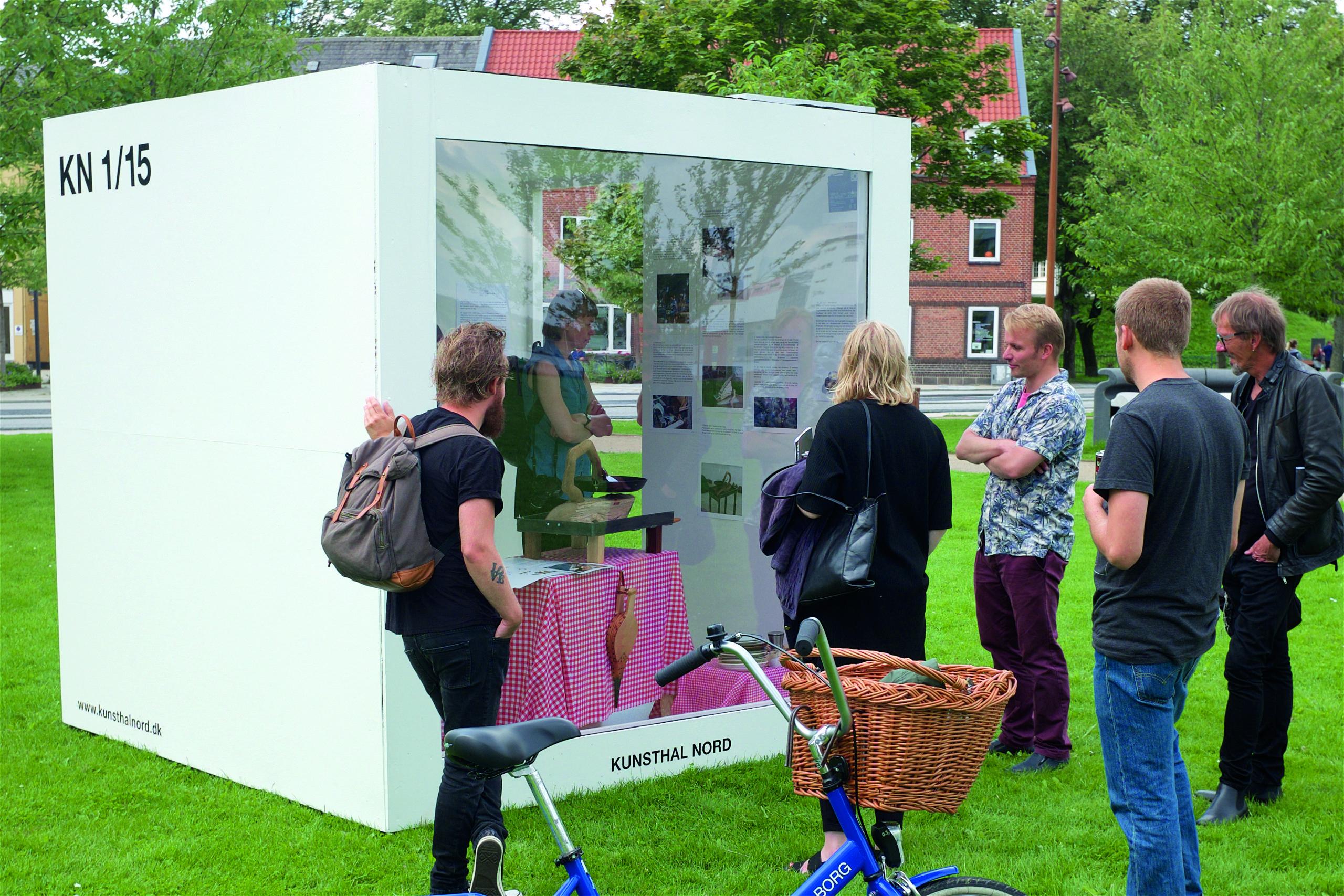 Ud hvor vi bor: Kunsten rykker ind i Aalborg Ø