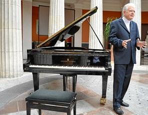 Koncert med Dalsgaard på kunstmuseet
