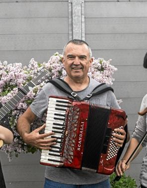 Irsk koncert i Hedelund