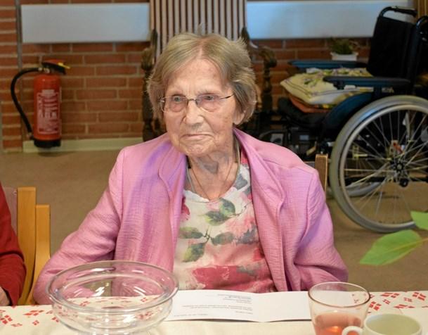 100 års dag på Birkelse Plejecenter