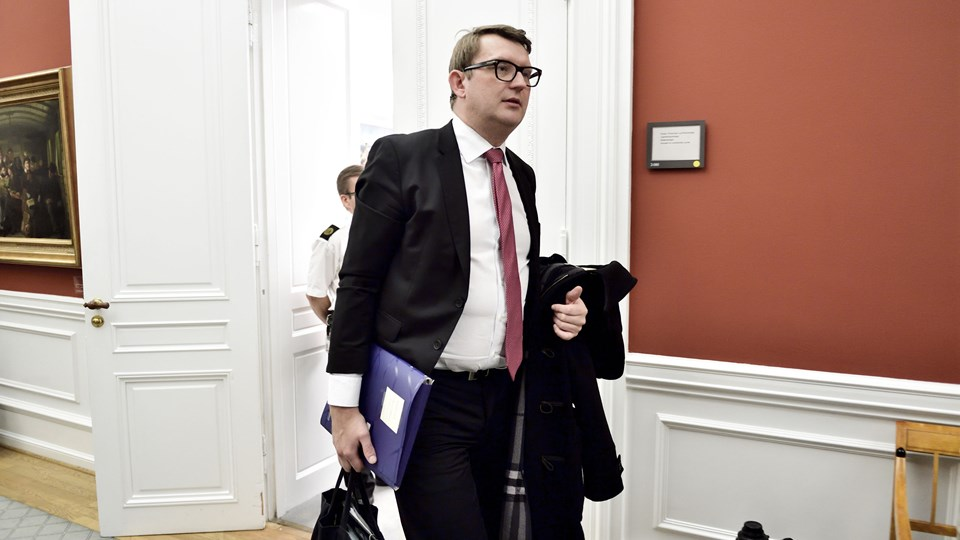 Når regeringen præsenterer sin plan for anden runde af udflytning af statslige arbejdspladser, vil udspillet også omfatte uddannelsesinstitutioner, siger beskæftigelsesminister Troels Lund Poulsen (V) til Avisen Danmark. Foto: Scanpix/Tariq Mikkel Khan/arkiv