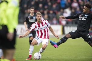Talenterne får travlt i januar: Tre AaB'ere udtaget til U21-landsholdet