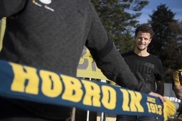Fankulturen skulle gerne træde tydeligere og mere hørligt frem, efter at Hobro IK 8. januar igen får stiftet sin egen fanklub.