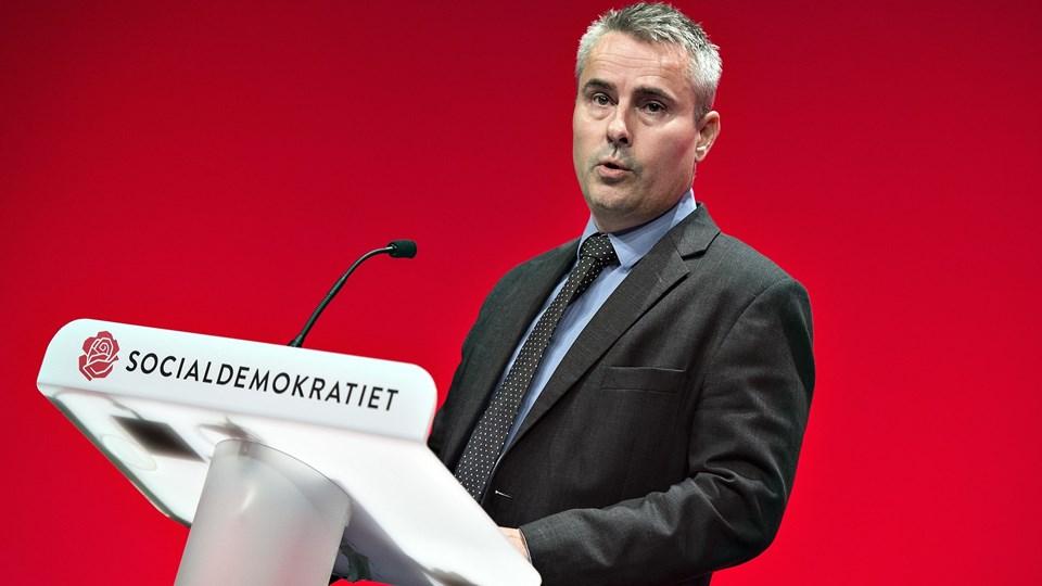 Socialdemokratiets kongres lørdag Foto: Scanpix/Henning Bagger