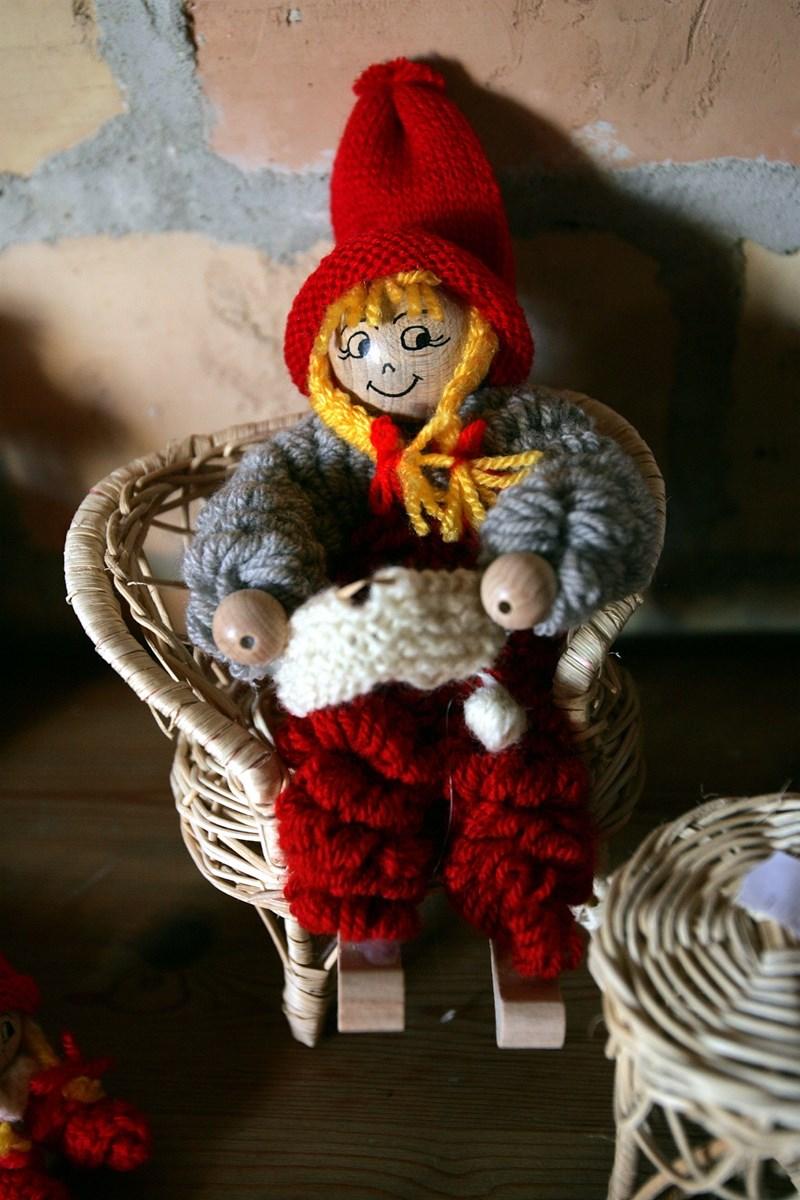 Julemarked med lidt af hvert udspiller sig på Kulturkajen i Hobro. Arkivfoto