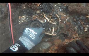 Sensation under vandet: Dansk krigsskib fra 1700-tallet fundet ved Læsø