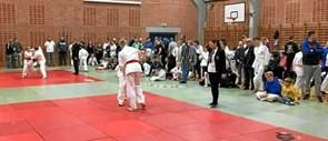 Judostævne i Dronninglund