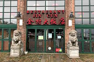 Kinesisk restaurant er gået konkurs