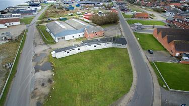Plan: Her skal der bygges nye lejligheder med fjordudsigt