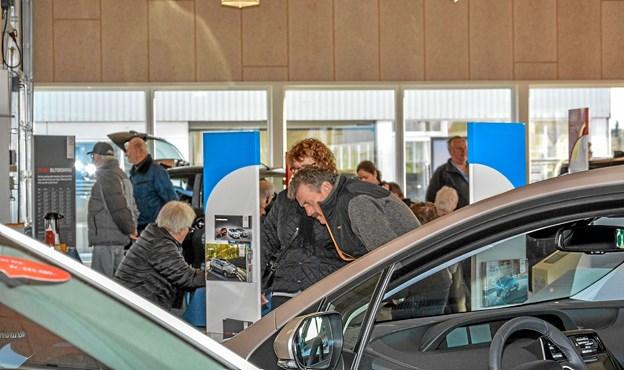 Toyotas program er meget bredt og omfattende m.h.t. hybrid programmet. Foto: Mogens Lynge