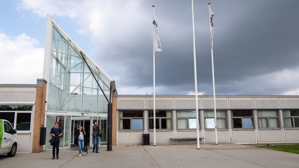 Politikere har accepteret, at TechColleges maksimale bygningshøjde øges fra to til fem etager svarende til maksimalt 20 meter - forslaget skal nu i høring. Arkivfoto: Kim Dahl Hansen