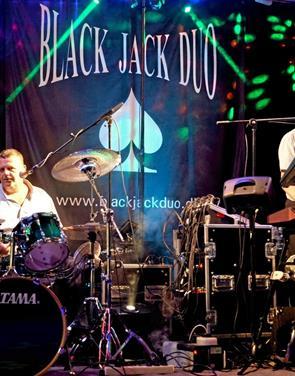 Black Jack Duo klar til lørdagsmusik