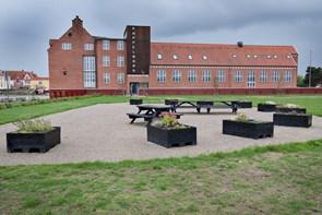 Nye parkeringspladser i Skagen