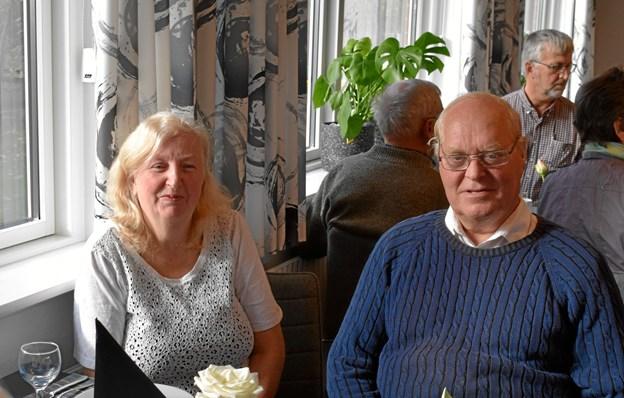 Birte og Mogens Lønstrup.