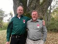 To gange 40 år i skoven