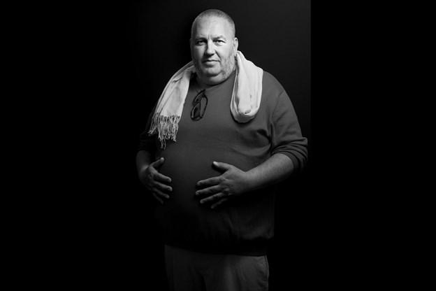 Billedserie: Multikunstner Master Fatman er gået bort