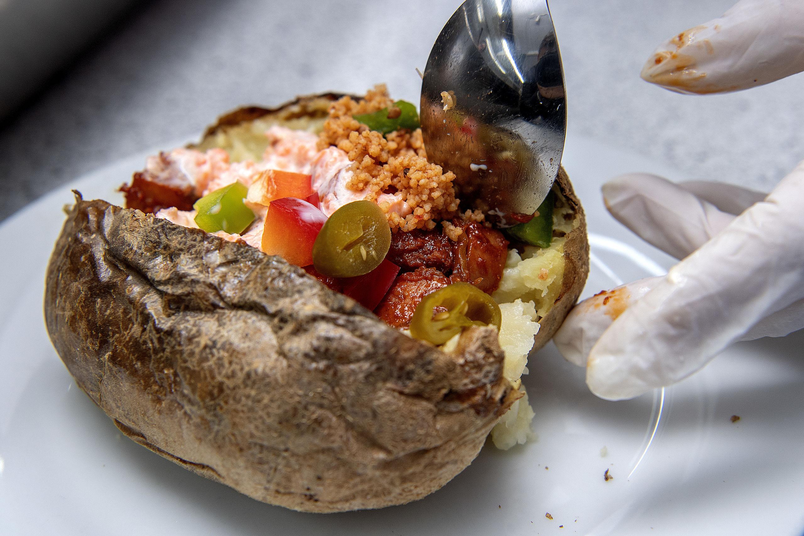 Nyt i Aalborg: Hotdog & Potato er netop åbnet