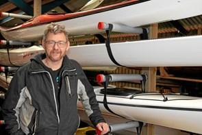 Ny formand blev valgt for Gjøl Ro & Kajakklub
