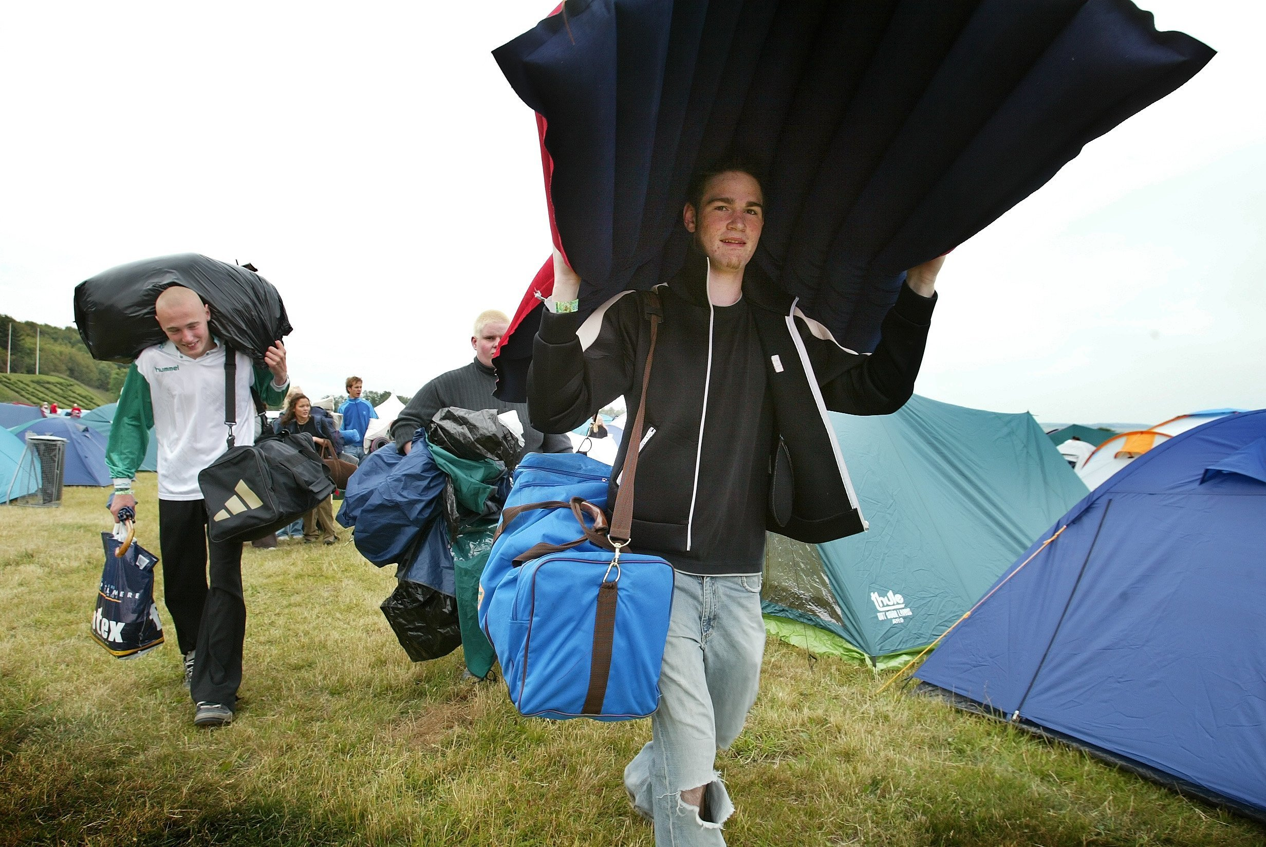 Nibe Festival uddeler en million til festivalens frivillige