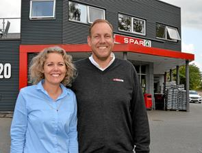 Nyt købmandspar i Suldrup og Haverslev