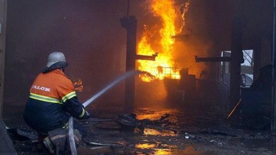 For små udslukningshold stresser brandfolkene. Det øger sygefraværet.