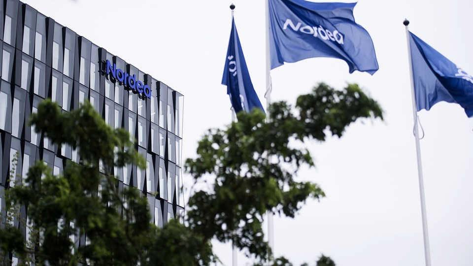 Nordea vil ikke forholde sig direkte til en sag om muligt hvidvask, men siger, at banken generelt har styr på sine kunder. Foto: Sarah Christine NØrgaard/Ritzau Scanpix